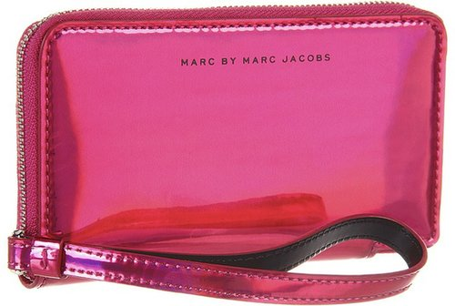 Marc by Marc Jacobs - Techno Wingman (Light Holographic) - Bags and Luggage