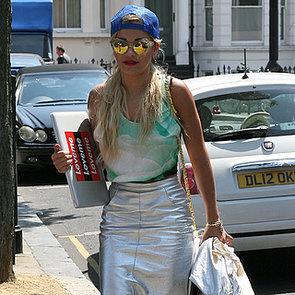 Rita Ora Style 2013