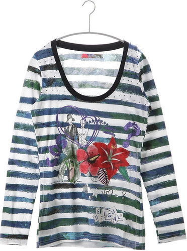 デシグアル Desigual JUDITH LONG REP