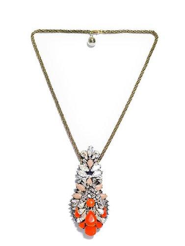 Shourouk Leitmotiv Zambia necklace
