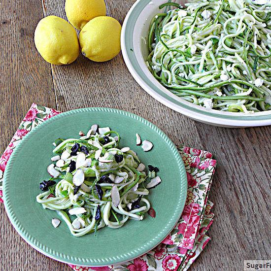 Zucchini Salad For Kids
