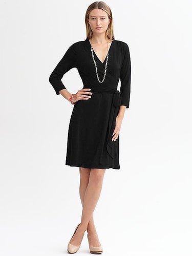 Gemma Wrap Dress