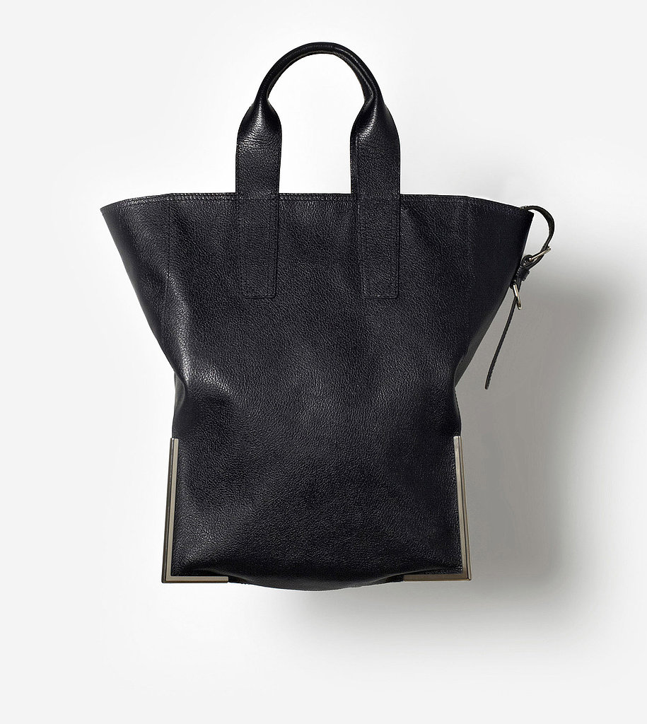 We see some shared DNA between the new Scout tote ($1,100) and the earlier 31 Hour bag.
