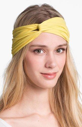 L. Erickson Interlock Turban Headband