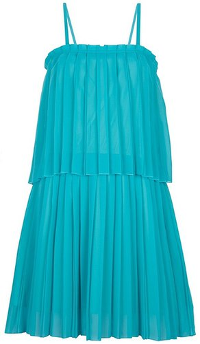 Coast+Weber+Ahaus pleated dress