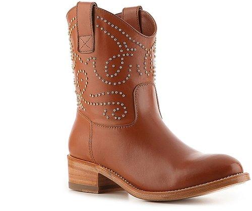Sergio Rossi Cowboy Boot