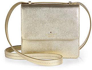 Kate Spade New York Niconico Metallic Leather Crossbody Bag