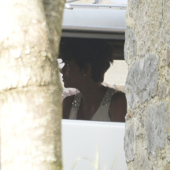 Halle Berry Wedding Pictures