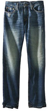 Mossimo Supply Co. Men's Denim - Kyle Wash