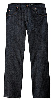 Dickies® Men's Loose Straight Fit 5-Pocket Jean - Rigid Wash