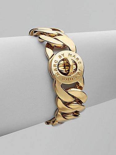 Katie Turnlock Bracelet/Gold