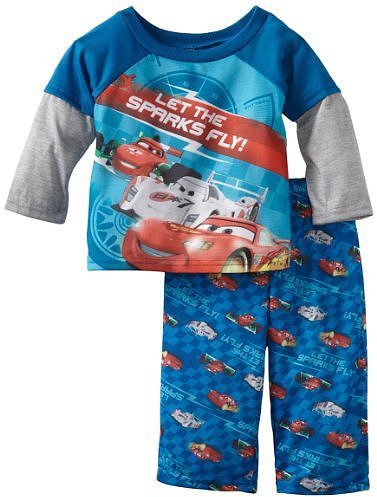 Disney Baby-boys Infant Let The Sparks Fly 2 Piece Set