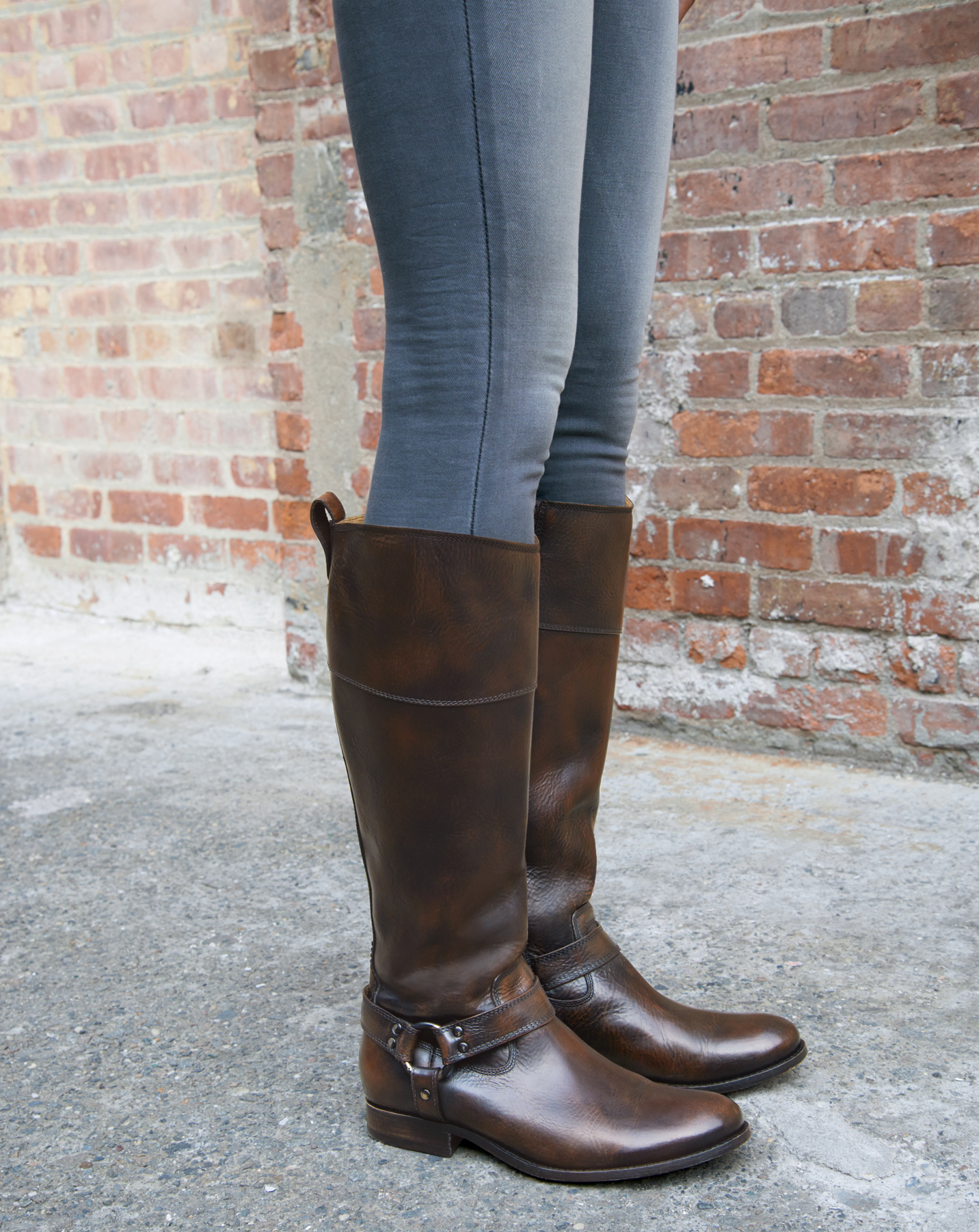 Score a pair of Frye's classic knee-high leather boots ($266, originally $398) now and wear them all through Fall and Winter.