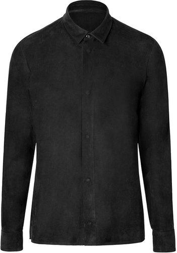 Maison Martin Margiela Stretch Nubuck Shirt