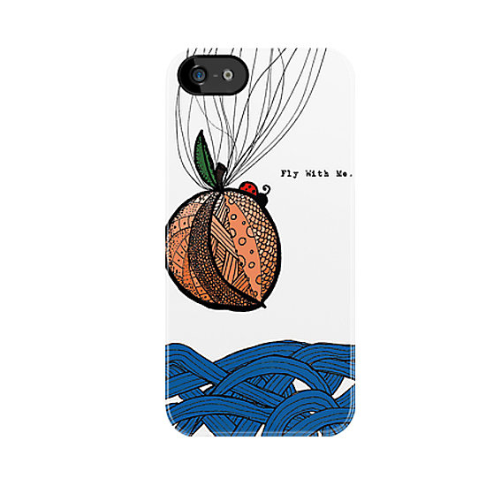 Inspired by James and the Giant Peach, this Fly With Me iPhone 5 cover ($37) is just as whimsical as the novel itself.