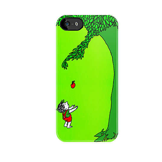 The Giving Tree will go down as one of the best picture books for kids ever published, and you can carry a piece of Shel Silverstein's famous work with you thanks to this iPhone 5 case ($36).