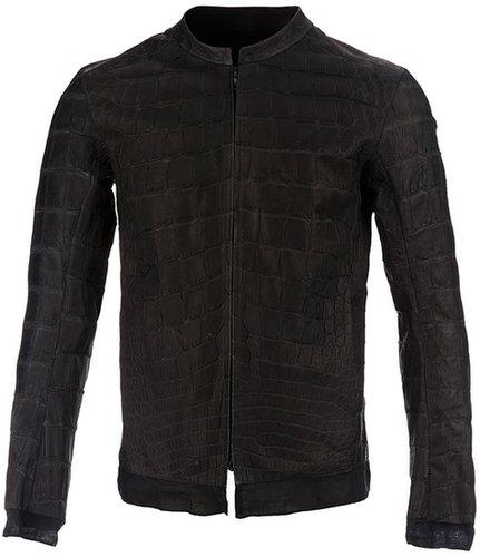 Isaac Sellam Experience 'Animal 2' jacket