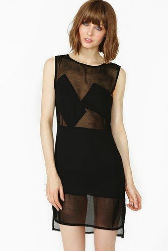 Dark Shapes Dress
