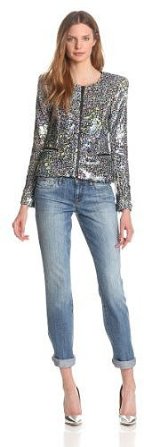 Joe's Jeans Women's Opale Sequin Jacket