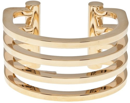 Saint Laurent cutout cuff