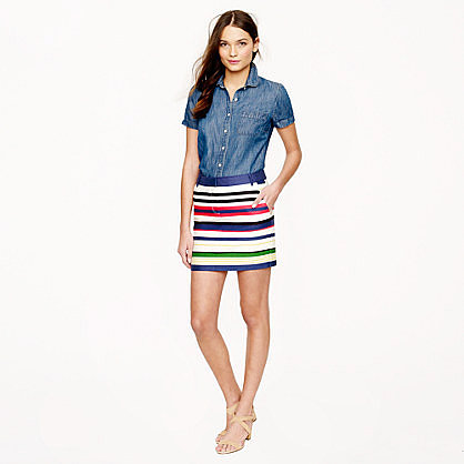 Multistripe mini