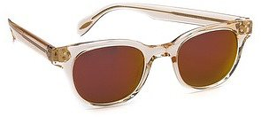 Oliver peoples eyewear Afton Mirrored Sunglasses
