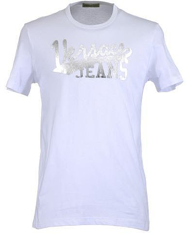 VERSACE JEANS Short sleeve t-shirt