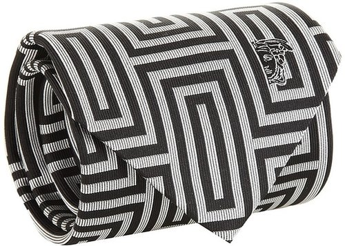 Versace - Maze of Thrones Tie (Black) - Accessories