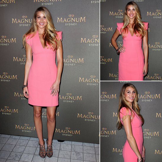 Whitney Port Chats all Things Fashion While in Australia