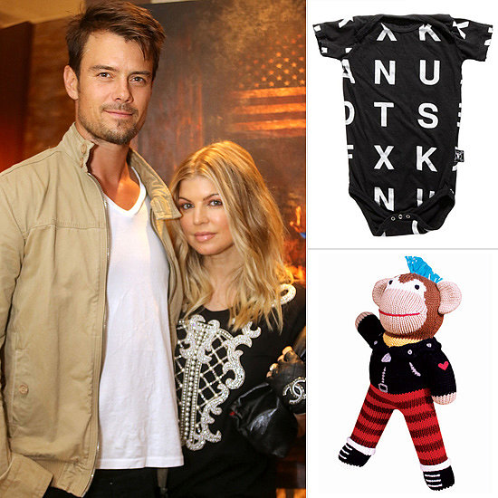 Fergie and Josh Are Having a Boy! 10 Gifts For a Baby Rock Star