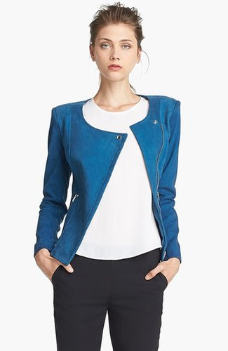Theyskens' Theory 'Jarde Nasher' Leather Jacket