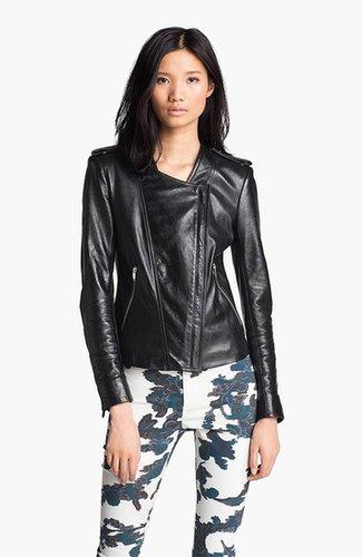 Theyskens' Theory 'Jose Nunu' Leather Moto Jacket