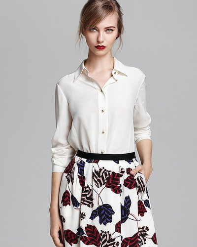 MARC BY MARC JACOBS Blouse - Alex Silk Crepe de Chine