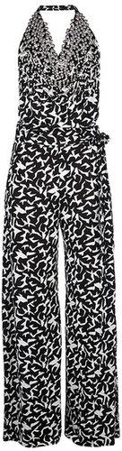 Diane Von Furstenberg embellished jumpsuit