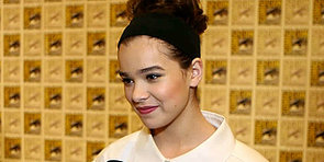 "Ender's Game Star Hailee Steinfeld on Working With ""Mr. Ford"""