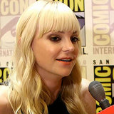 Anna Faris Interview at Comic-Con 2013 | Pictures