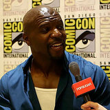 Terry Crews Interview For Cloudy With a Chance of Meatballs