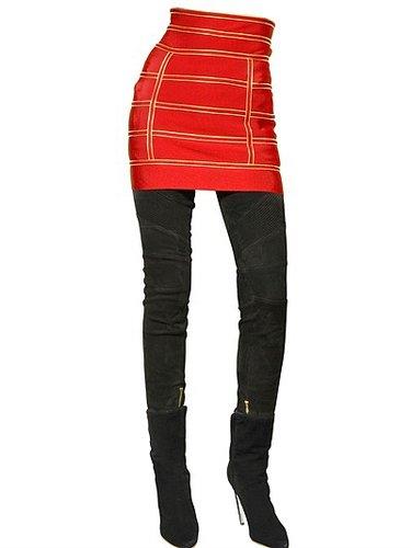 Punto Milano Viscose Skirt