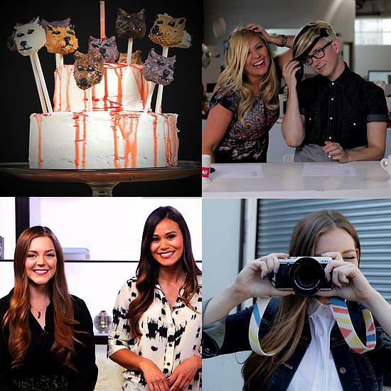 POPSUGAR Girls' Guide Video Roundup | July 15-21, 2013