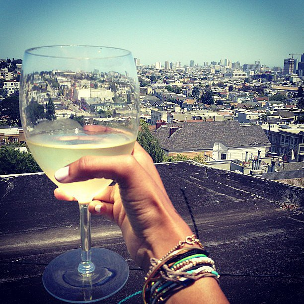 Have a Rooftop Happy Hour