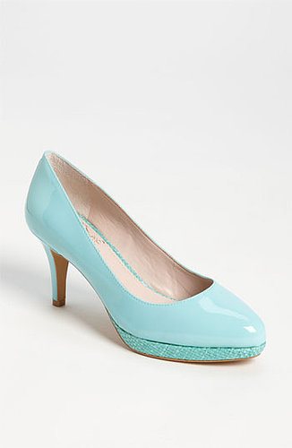 Vince Camuto 'Desti' Pump Misty Blue 6 M