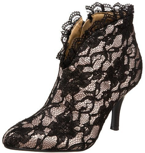 Bordello by Pleaser Women's Beauty-01L Bootie