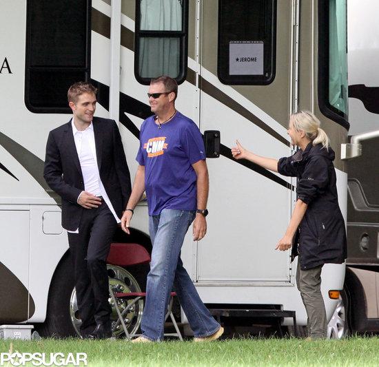 celebrityRobert-Pattinson-Maps-Stars-Set-Toronto
