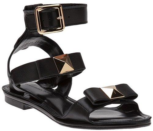 Suecomma Bonnie Studded gladiator sandal