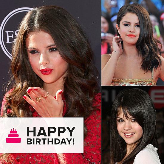 Happy Birthday Selena Gomez! See Her Beauty Evolution