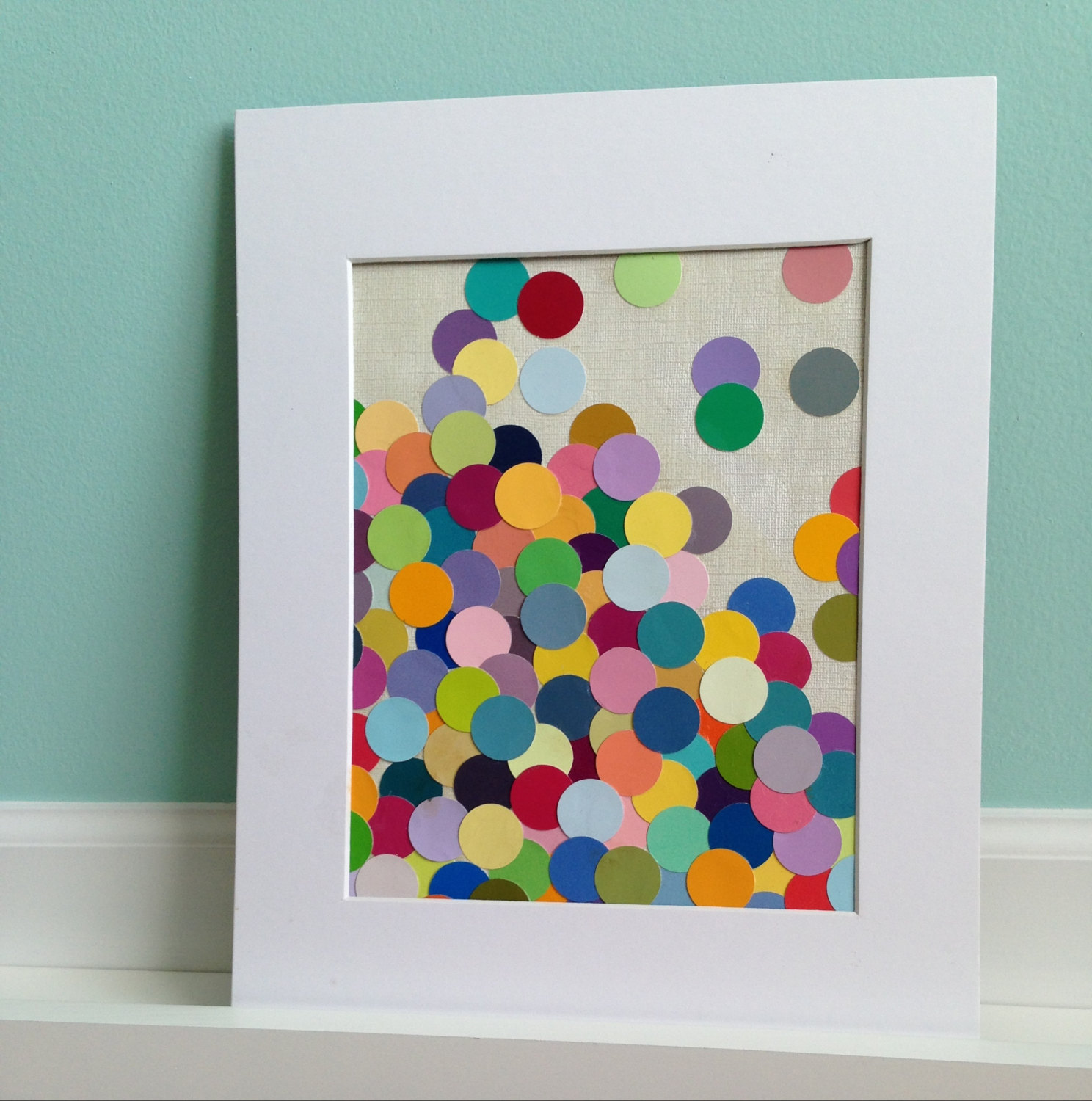 Paint Chip Art 221 Upcycling Ideas That Will Blow Your