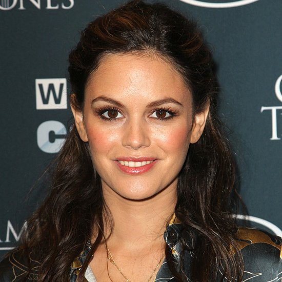 Rachel Bilson Half Up, Half Down Hair Look at Comic Con