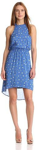 Splendid Women's Floral Dot Dress
