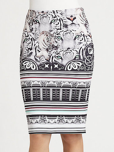 Clover Canyon Eye of the Tiger Skirt