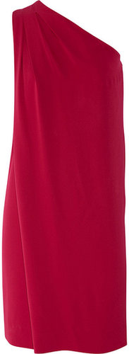 Diane von Furstenberg New Liluye silk-georgette dress